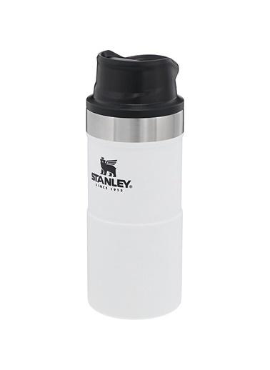 Stanley Klasik Trigger-Action Seyahat Bardağı0,35 Lt Beyaz
